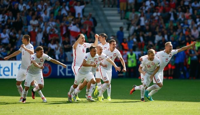 EURO 2016'nın ilk çeyrek finalisti belli oldu