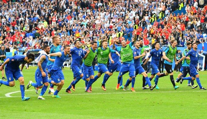 İspanya-İtalya maçı bitti: İşte Almanya'nın rakibi