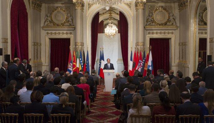 Avusturya Başbakanı Kern, Batı Balkanlar Zirvesine Katıldı