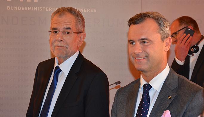 Avusturya cumhurbaşkanı adayları için seçim takvimi belli oldu