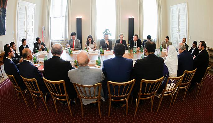 Avusturya'da kritik toplantı: İşte açıklamalar