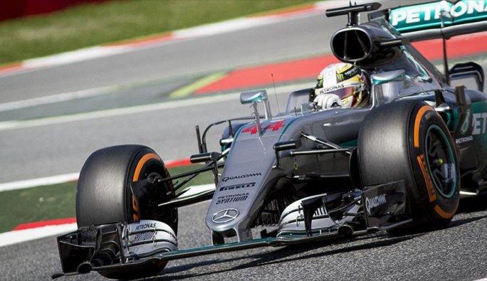 Avusturya'da pole pozisyonu Hamilton'ın