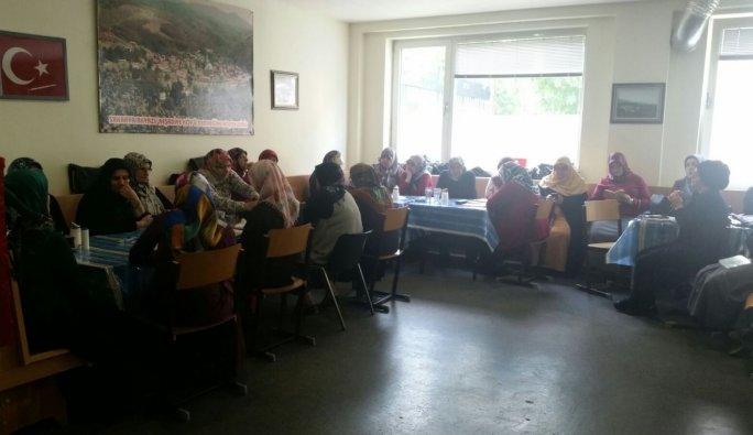 Avusturya Reşadiye Derneği  Şehitleri Unutmadı