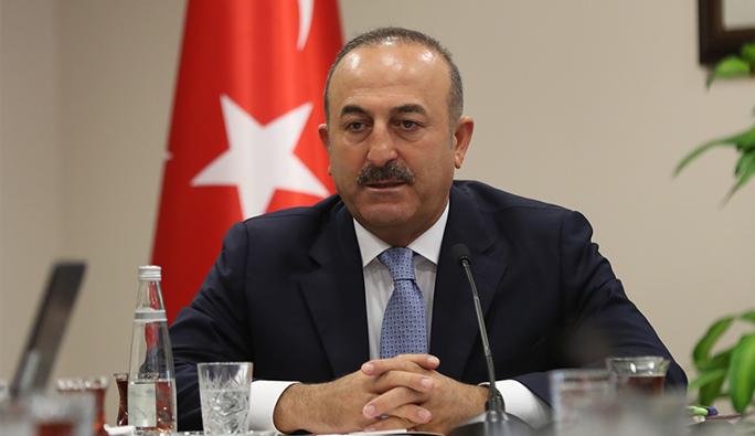 Çavuşoğlu: 'Türkiye, Avrupa'nın ikiyüzlülüğüne gereken cevabı verecektir'