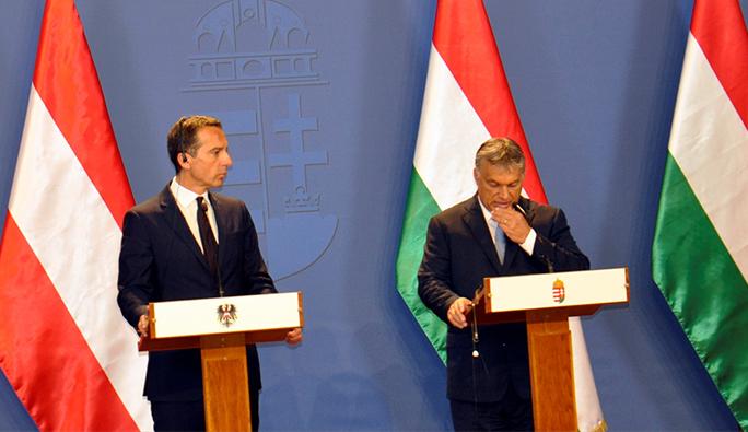 Christian Kern - Viktor Orban görüşmesi sonrası flaş açıklama