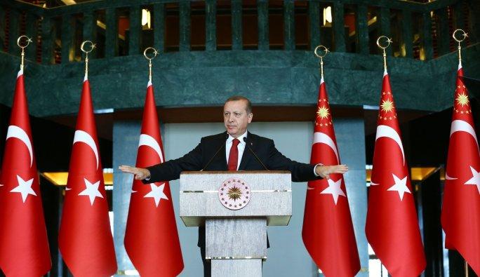 Cumhurbaşkanı Erdoğan: 'Bugüne kadar Halkın gücünün üstünde bir güç tanımadım'