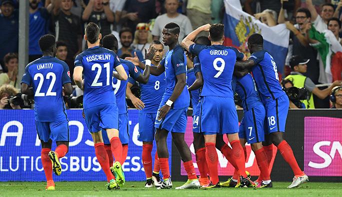 EURO 2016'da ikinci finalist belli oldu