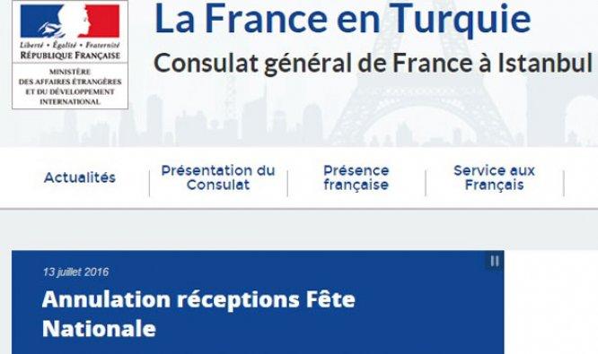 Fransa'dan flaş Ankara ve İstanbul kararı