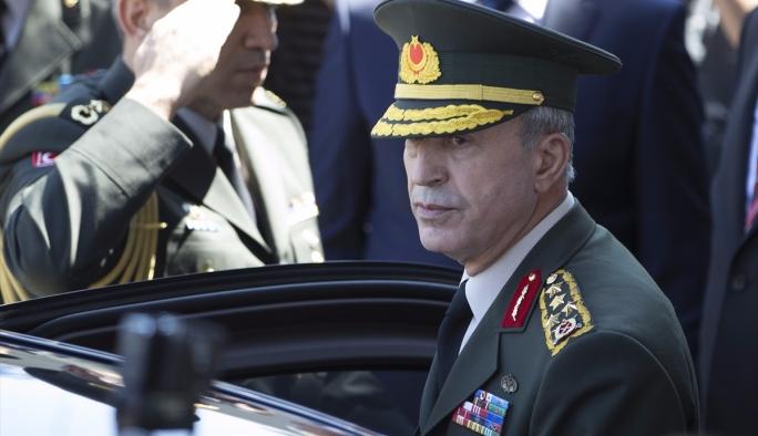 Genelkurmay Başkanı Akar:'Beni Gülen ile görüştürmek istediler'