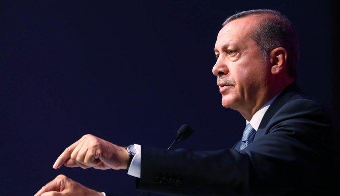 Recep Tayyip Erdoğan: Ben meydana geldim, halkımı da bekliyorum