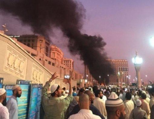 Suudi Arabistan'da patlama: Ölü ve yaralılar var!