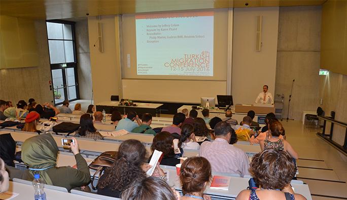 Viyana'da '2016 Türk Göç Konferansı'