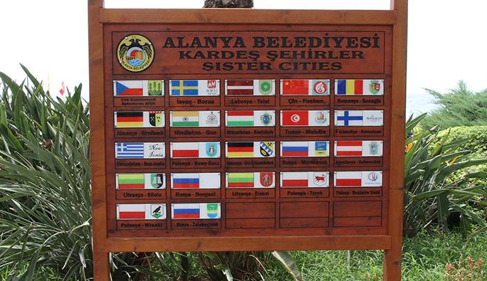 15 yıllık Alanya-Schwechat kardeşliği resmen sona erdi