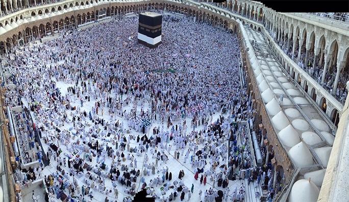 Avrupa'daki Müslümanlar kutsal topraklara akın edecek