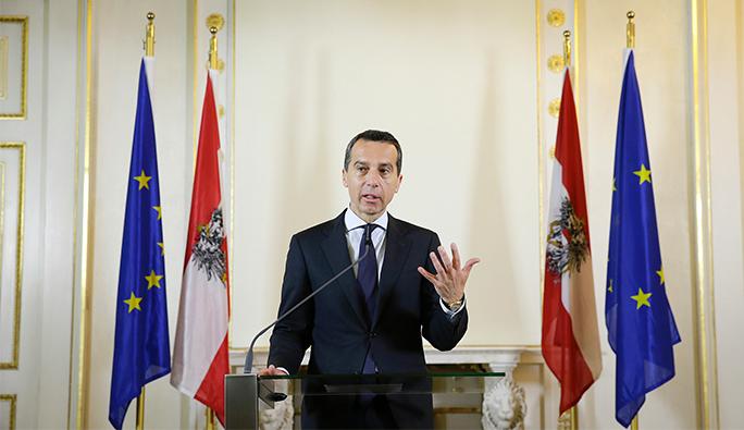 Avusturya Başbakanı: 'AB, Türkiye'nin müzakere sürecini sonlandırmalı'