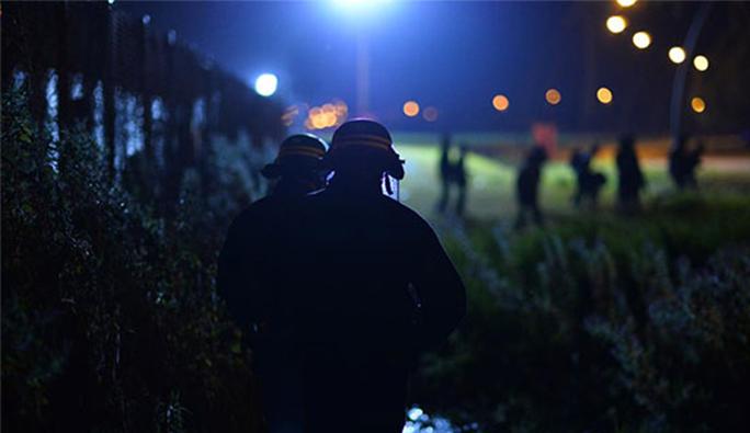 Avusturya'da 22 kaçak göçmen yakalandı
