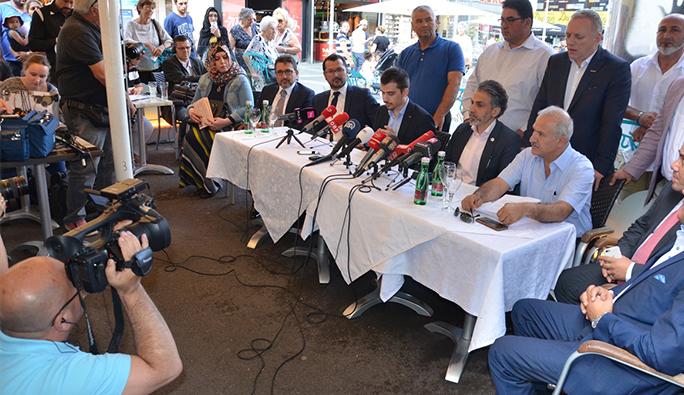 Avusturya'daki Türk STK'ların imza attığı ortak bildirinin tam metni