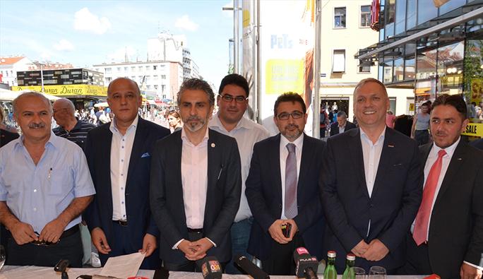Avusturya'daki Türk STK'lardan ortak açıklama