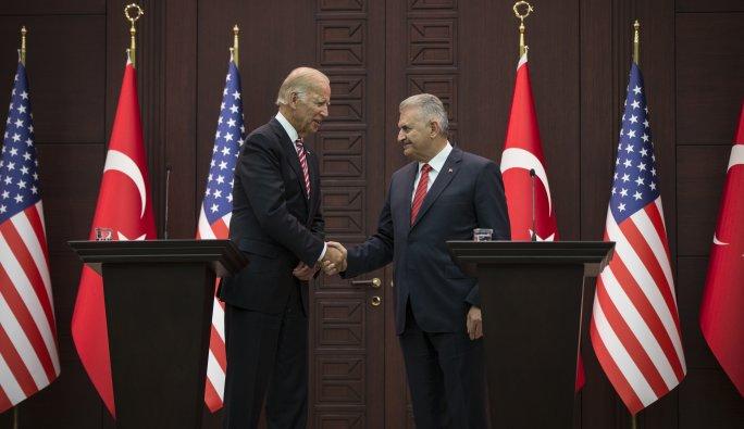 ABD Başkan Yardımcısı Biden: 'Gülen'i İade Ederiz'
