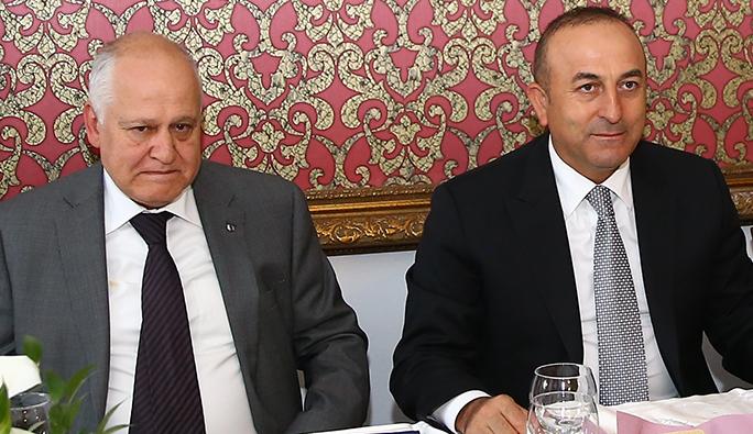 Çavuşoğlu: 'Biz Avusturya gibi iki yüzlü olamayız'