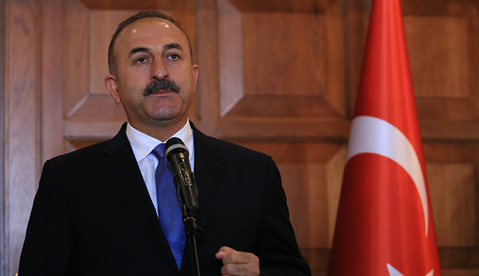 Çavuşoğlu'dan Avusturya Başbakanına Sert Tepki: 'Haddini bil önce''