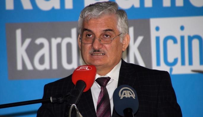 DİTİB Genel Başkanı: 'Siyasetçiler ve basın tarafından hedef alınıyoruz'