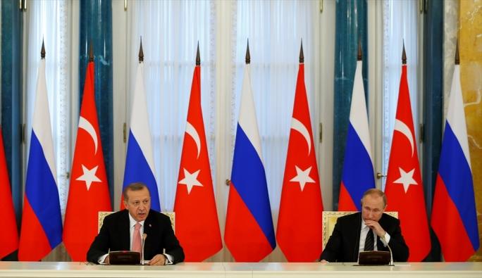 'Dostum' ifadesi Rusya'da manşet oldu