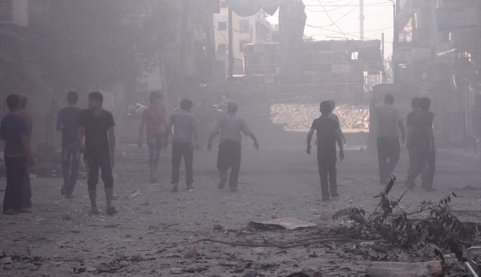 Halep için AB ülkesine çağrı