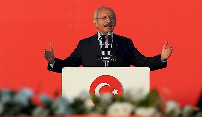 Kılıçdaroğlu: 'Allah'ın verdiği bir can var, o da bu ülkeye feda olsun'