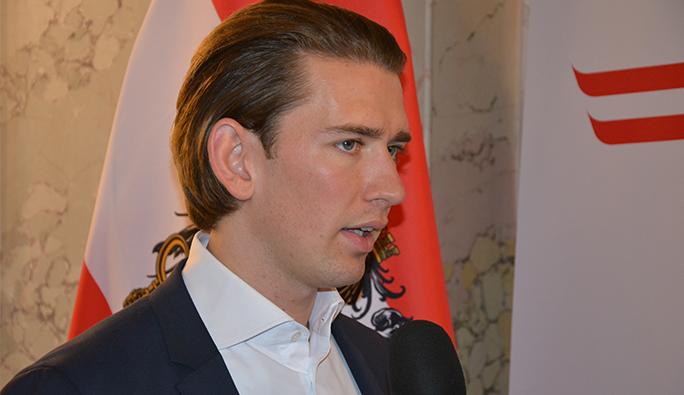 Kurz, tartışmalı yasa tasarısını SPÖ'ye iletti