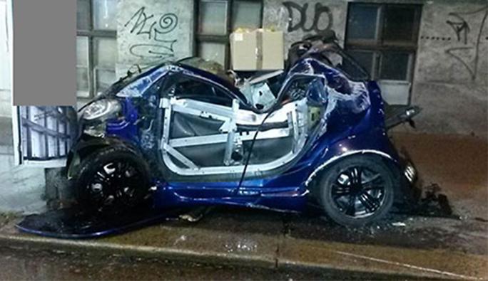 Viyana'da feci kaza: Türk genci yoğun bakımda