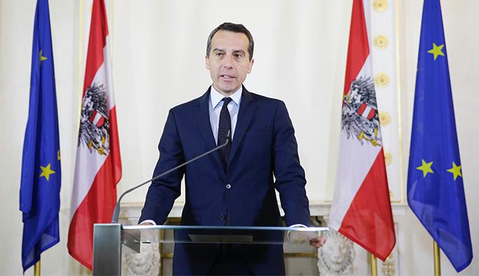 Avusturya Başbakanı: 'Türkiye'nin AB üyeliğine hayır, mülteci anlaşmasına evet'