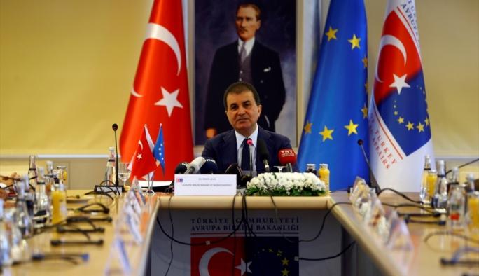 'Hiç kimse Türkiye'ye para ile satın alınabilecek bir ülke muamelesi yapamaz'