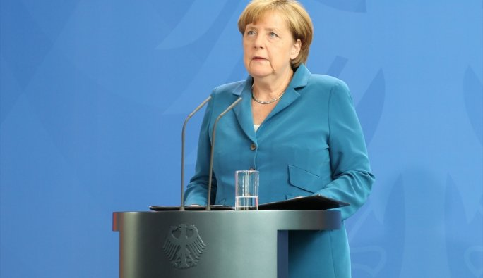 Merkel'den Kapadokya'ya övgü