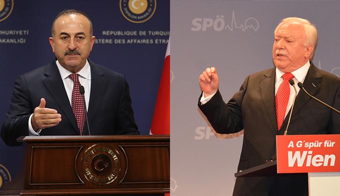 Viyana Belediye Başkanı Häupl'dan Çavuşoğlu'nun sözlerine cevap