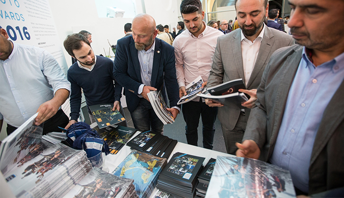 Viyana'da 'AA İstanbul Photo Awards 2016' sergisi açıldı