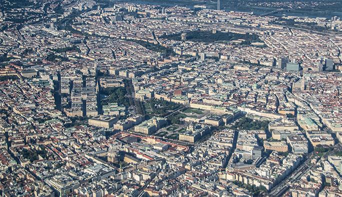 Viyana'da suç oranları arttı: İşte bölge bölge suç sayıları