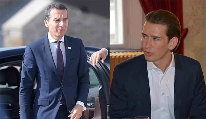 Avusturya'da 'erken seçim' tartışması
