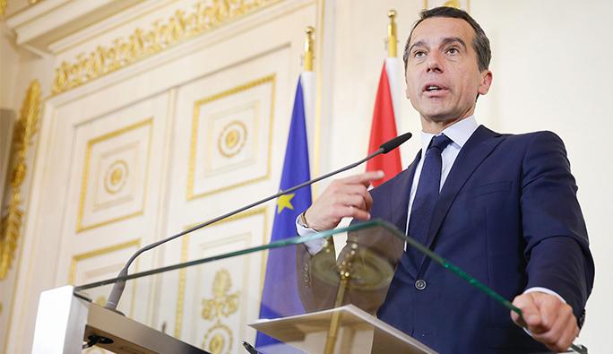 Başbakan Kern: 'Avusturya ırkçı bir ülke değil'