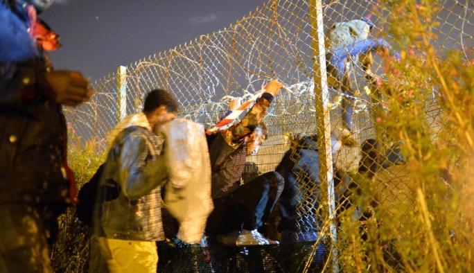 Bulgaristan'da sığınmacılar