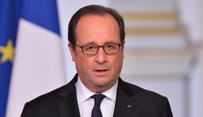 Hollande Putin ve Merkel ile telefonla görüştü