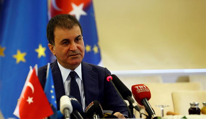 Türkiye'den AB'ye vize resti: 'Anlaşmayı feshederiz'