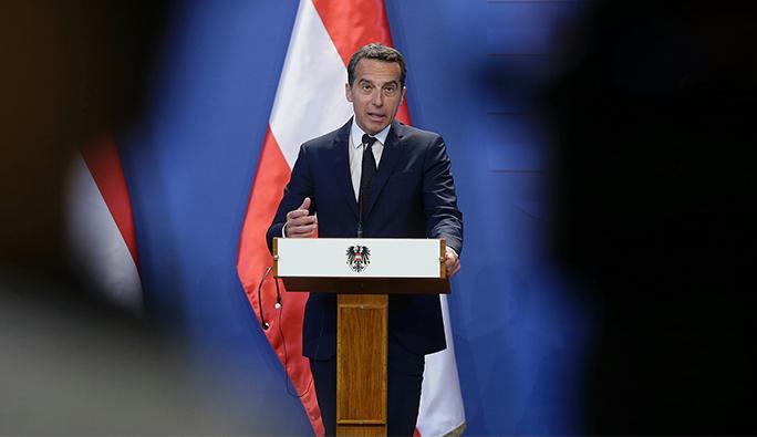 Avusturya Başbakanı: 'Cumhurbaşkanı Erdoğan, Türkiye'yi yanlış yöne sürüklüyor'