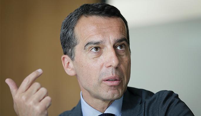 Avusturya Başbakanı Kern: 'Türkiye'ye kırmızı çizgi işlemiyor'