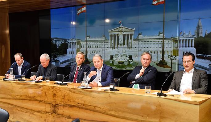 Avusturya Parlamentosu 'Türkiye'ye Ambargo' yasa tasarısını oylayacak