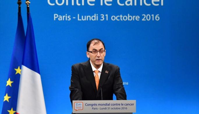 Dünya Kanser Kongresi, Paris'te başladı