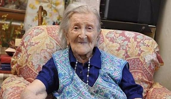 Dünyanın en yaşlı kadını 117'nci doğum gününü kutladı