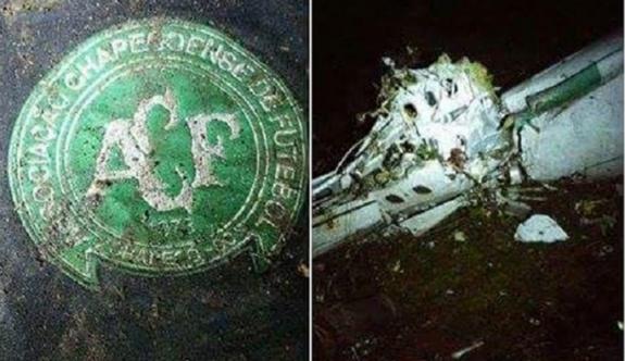 Futbol takımını taşıyan uçak düştü