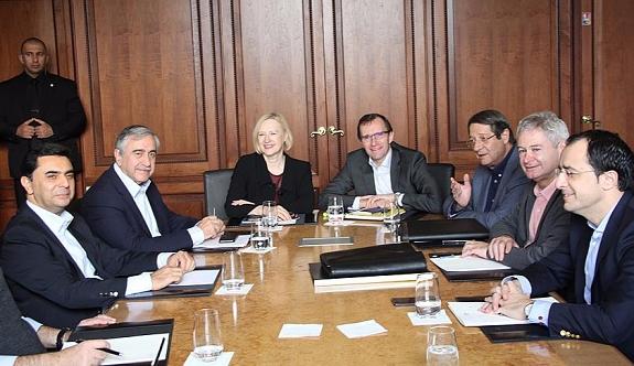 İsviçre'deki Kıbrıs müzakerelerinin sonuçsuz kalması