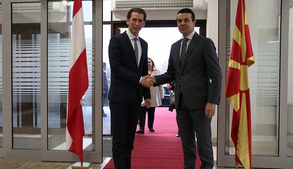 Kurz: 'Türkiye, Avrupa Birliği kapılarını kapatıyor'